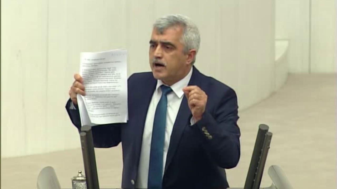 Ömer Faruk Gergerlioğlu: OHAL Komisyonu yalan söylüyor - YouTube