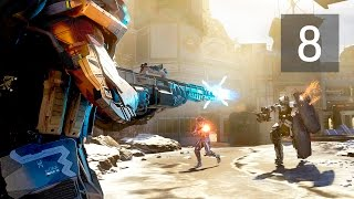 Прохождение Call of Duty: Infinite Warfare [60 FPS] — Часть 8: Кровавая буря
