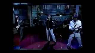 INXS :: The Strangest Party (These Are The Times) - Live from Late Show, 1994