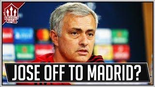 Jose Mourinho Press Conference Reaction   Manchester United vs Juventus   Man Utd News