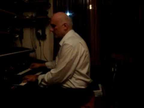 """Goran Vasic from Serbia plays """"Na kralovej holi"""" - hammond improvisation"""
