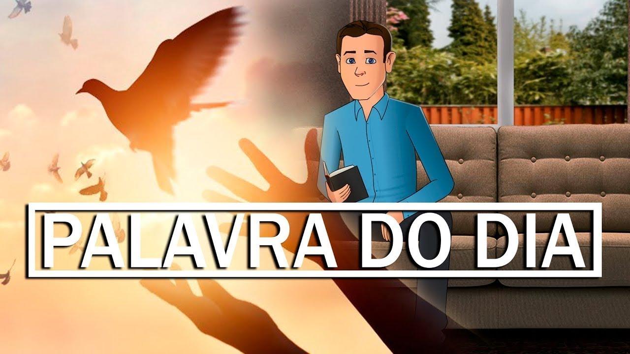 PALAVRA DE DEUS PARA HOJE, DIA 18 DE MARÇO | ANIMA GOSPEL