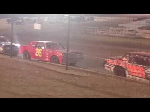 Cardinal motor Speedway hobby stock