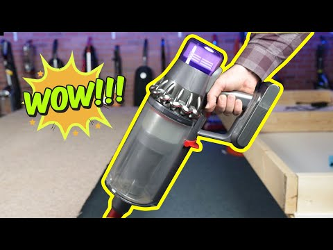 Dyson V11 Outsize Review - The New KING Of Cordless Vacuums!