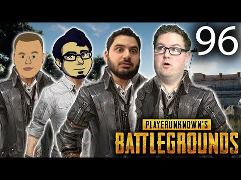 I Ran Over Slippery Penis | Playerunknown's Battlegrounds Ep. 96 w/Tom, Craig and Spanner