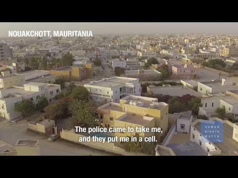 Rape Survivors Arrested in Mauritania