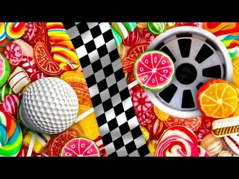 THE SUGAR RACE! (Tower Unite Mini Golf)