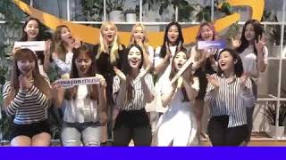 [ENG] LOONA on Amazon Music  Greeting (190810)