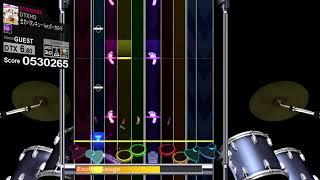 生ドラム練習用。 ギター以外は打ち込み。歌・コーラス・合いの手のパート分けは適当です。 緑:ミク/黄:リン/桃:ルカ/赤:ゆかり/青:ラピス/橙:IA.