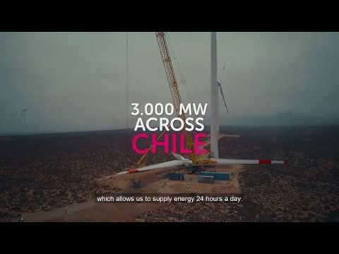 Mainstream's new wind farms add 299MW to Chile's renewable energy capacity.