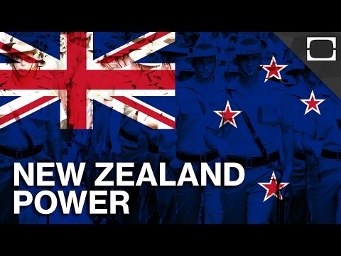 How Powerful Is New Zealand?