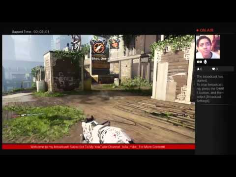 marine-sgt-mike's Live PS4 Broadcast BO3