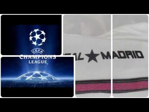 Final Champions League Real Madrid Camisetas futbol Adidas