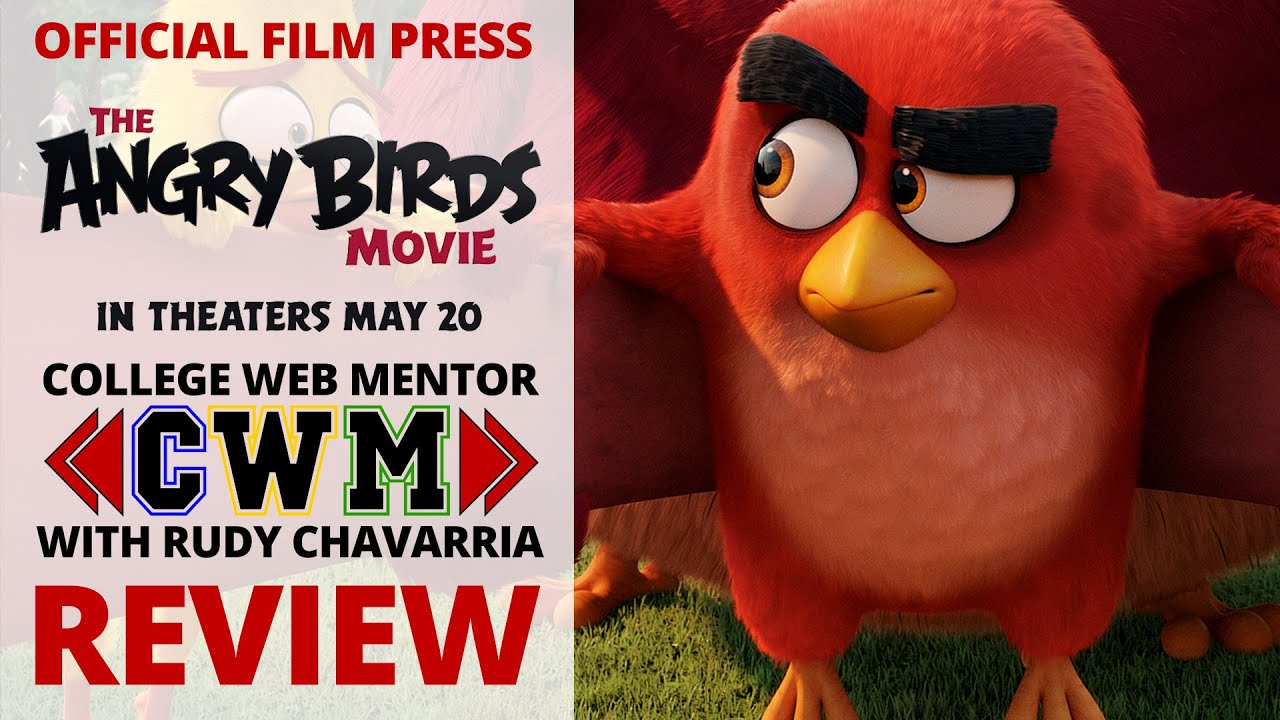 angry birds movie college web media review grade a angry birds movie college web media review grade a