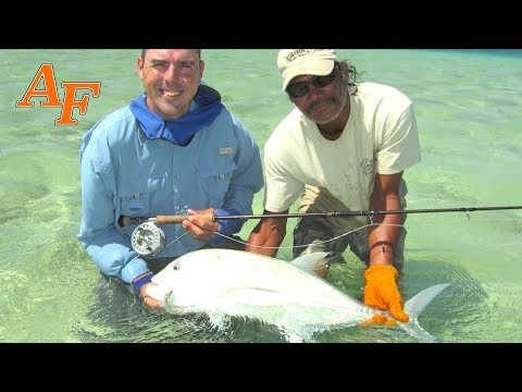 7 days Adventure Christmas Island Fly Fishing World Famous Bonefish paradise EP.375