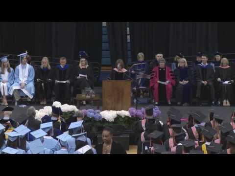 2016 UNC Gillings School Commencement (Full Video)