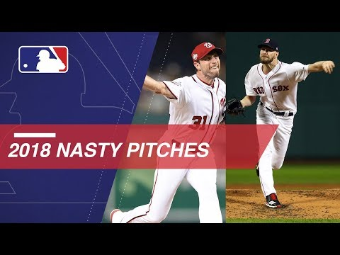 Absolute FILTH: Some of the nastiest pitches from '18