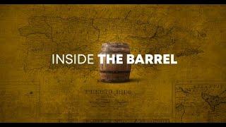 INSIDE THE BARREL 🥃 BACARDÍ