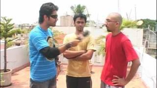 SS Music Timeout - Chennai Parkour 1/4 | Parkour India