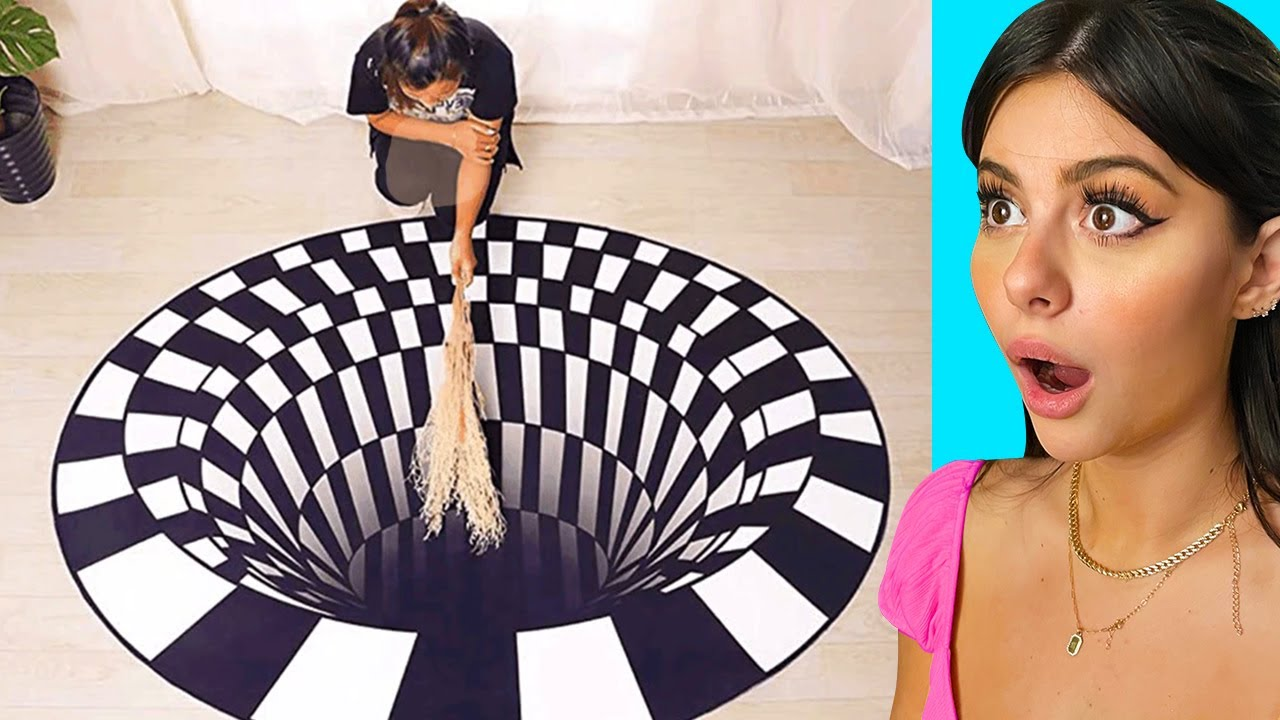 OPTICAL ILLUSIONS that 97% of PEOPLE CANT SOLVE !