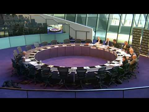 London Assembly meeting on London Stadium