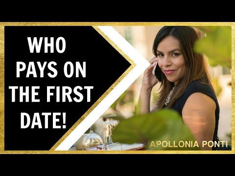 Who Pays On The First Date | Top Questions & What Women Think!