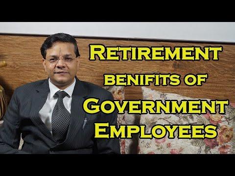 Retirement Benefits - Government Employees [English]   सरकारी कर्मचारियों को कर मुक्ति