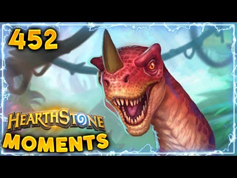 How is this possible?! | Hearthstone Daily Moments Ep. 452