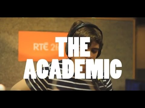 The Academic | Northern Boy | Live in 2fm Eurosonic Session