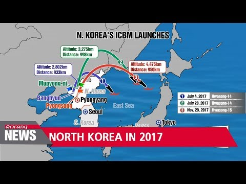 2017 in Review: North Korea PART 1 - Nuclear & Missile Development