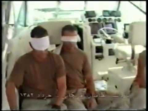 USA Marines Arrested by IRGC