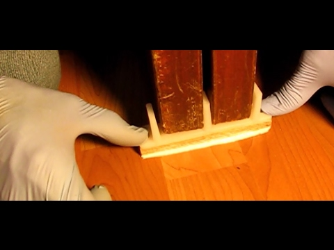 Attrayant How To Install Closet Door Floor Guides On A Laminate Floor