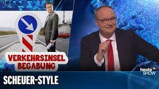 Fahrverbote, Bahn, Funklöcher: Andreas Scheuer verkackt einfach alles