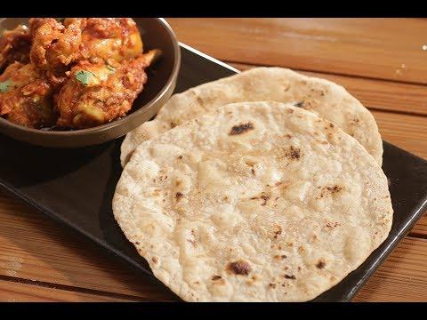 Tandoori Roti   21 Indian Breads To Try Before You Die   Sanjeev Kapoor Khazana