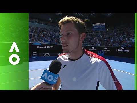 Pablo Carreno Busta on court interview (3R) | Australian Ope