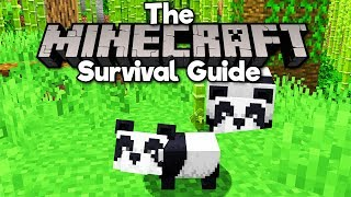 Completing Advancements in 1.14! ▫ The Minecraft Survival Guide (Tutorial Lets Play) [Part 145]