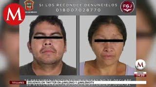 Vinculan a proceso a pareja de Ecatepec por otro feminicidio