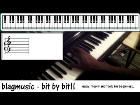 Abide With Me Piano Chords  - Top Line Mentality - Harmonization (8 of 12)