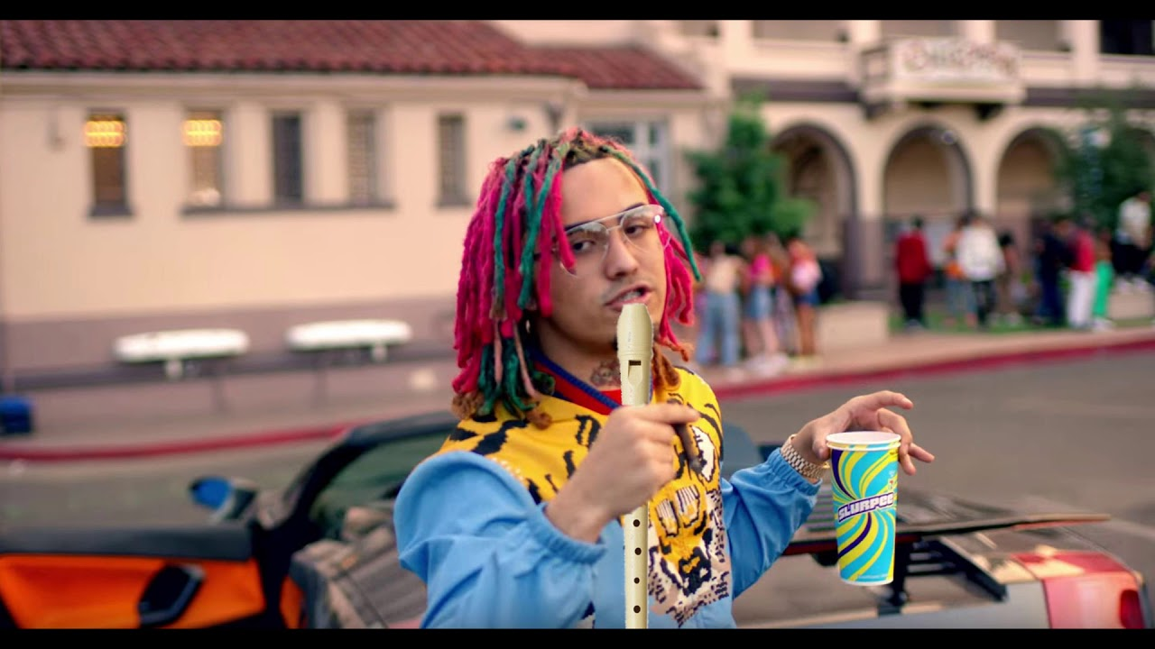 LIL PUMP GUCCI GANG SHITTYFLUTED YouTube