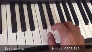 Đàn Piano Columbia EP-150 | Blessed Music | 0905 612 111 - Thiện Phục