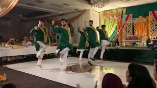 Best Mehndi Dance - 2019