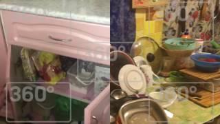 Опубликовано видео с квартирой семьи, приютившей сахалинского мальчика