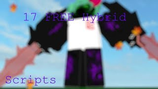 ROBLOX Voidacity's Script Builder (Place 2) 17 FREE Hybrid Scripts