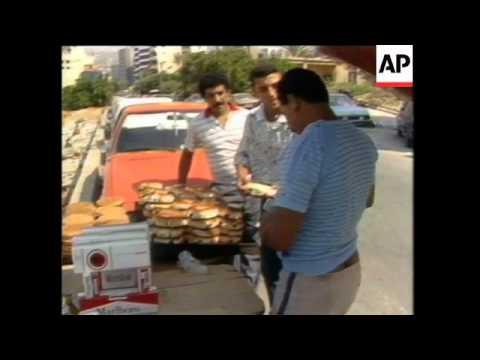 Aoun Agrees to Arab Peace Plan, Peace Accord Runs Into Problems