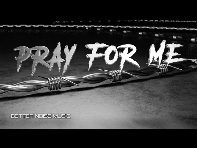 SIXX:A.M. Pray For Me (Official Lyric Video)