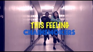 This Feeling - Chainsmokers - Dance Cover | JELLiBOY