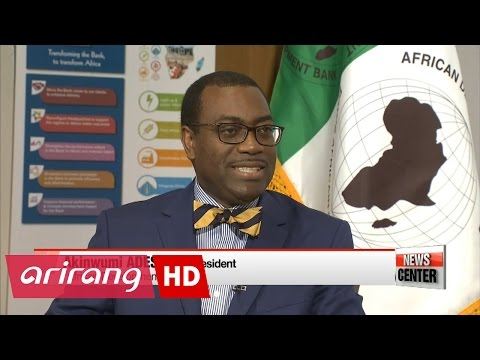 Sit down with President Akinwumi Adesina of African Development Bank