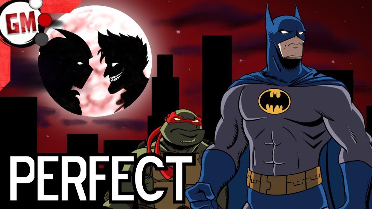 Download Batman vs TMNT - One of the BEST Batman Movies!