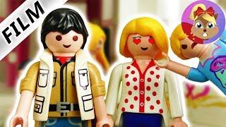 摩比游戏 Playmobil 玩偶影片 妈妈恋爱了, 变得好奇怪了,失忆了吗?