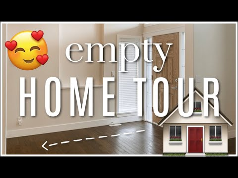Empty House Tour! Rental Home (South Surrey/White Rock BC, Canada)